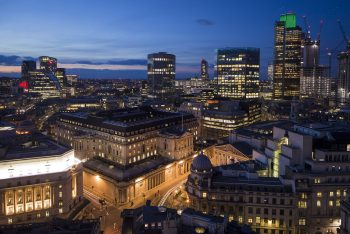 Bank of England, London - Commercial Photographer