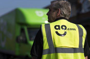 AO.com - corporate rebranding