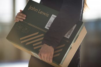 John Lewis - retail photography