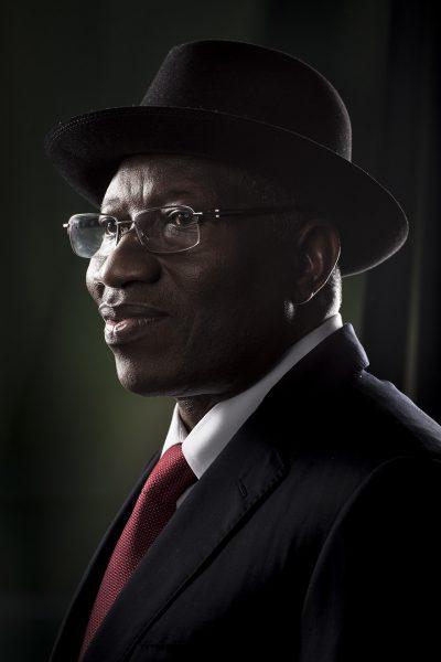 Goodluck Johnathan, Nigerian President