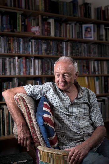 Ken Livingstone - Portrait Photographer