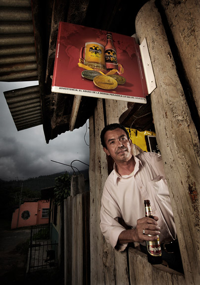 SAB Miller World of Beer  Honduras.