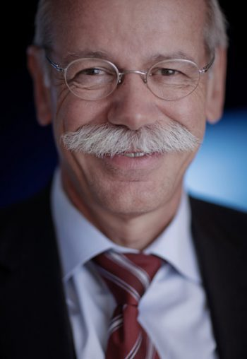 Dieter Zetsche, CEO, Daimler AG - Corporate Photography
