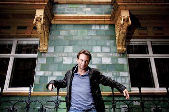 Christian Slater - Commercial Photographer