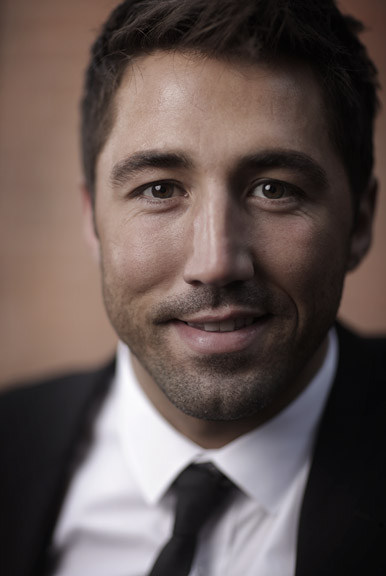 Gavin Henson, Rugby Player.