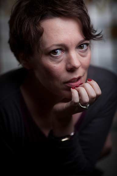 Olivia Coleman, Actress