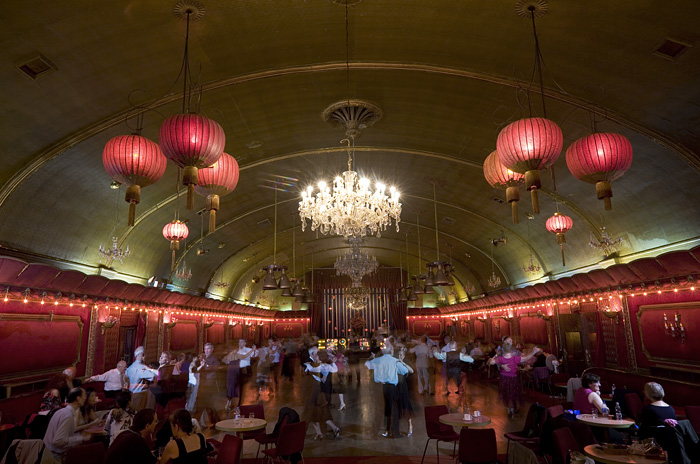 Rivoli Ballroom, London, UK.