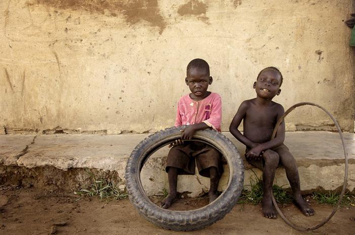 Displacement Camp, Lira, Uganda