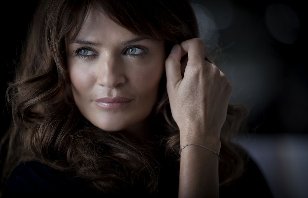 Helena Christiansen, Model.