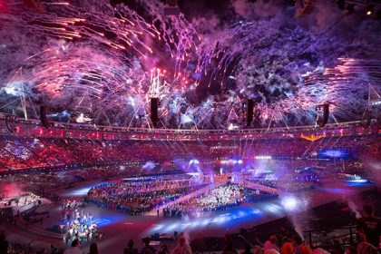 Olympic Closing Ceremony, August 2012