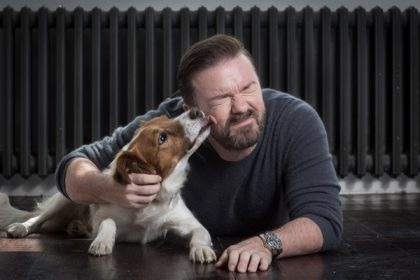 Ricky Gervais, October 2012
