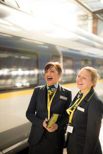 Eurostar - Commercial Photography