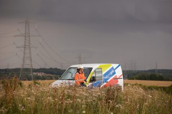 National Grid - Corporate Photography