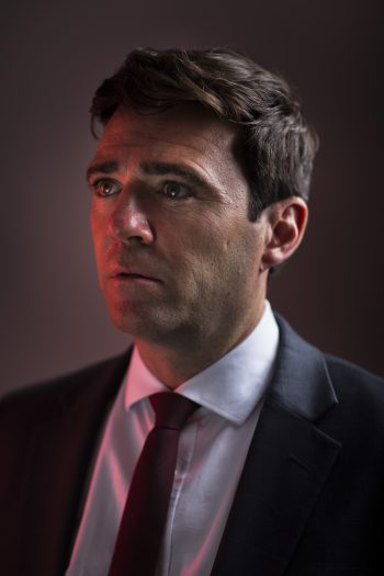 Andy Burnham - Commercial Photographer