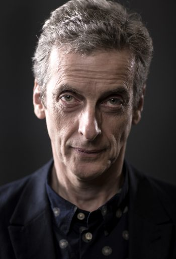Peter Capaldi - Portrait Photographer