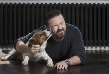 Ricky Gervais - Commercial Photographer